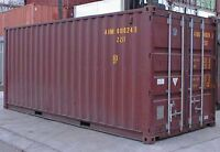 Used Cargoworthy Containers in Sudbury for sale