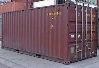 sea shipping containers for storage
