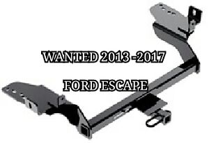 TRAILER  HITCH FOR 2013 TO 2017 FORD ESCAPE