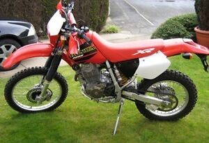 XR400 WANTED!