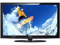 """42"""" Samsung LCD tv with built in freeview HDMI and remote control excellent picture Dan deliver"""