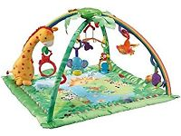 Fisher Price Rainforest Gym for Sale in a VERY good condition