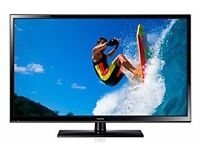 "samsung 43"" slim plasma tv"