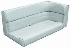 """46"""" Bench seat for pontoon boat"""