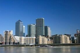 1 bed flat to rent canary wharf