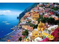 2 Adult Flight Tickets for Sale - Leeds/Bradford to Naples 7th-14th April 2017 Monarch Airlines