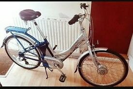 Gian suede e bike for spares o repair
