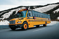 School Bus Driver - Immediate Openings/No Experience Required!!