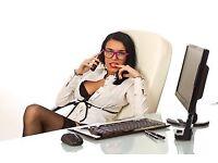 H.O.T Secretary / PA Position / Sales
