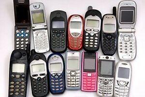 Looking for: Unwanted Cell Phones