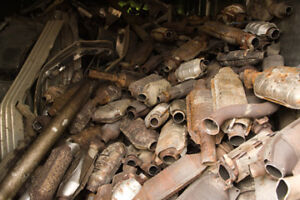 We buy all catalytic converters and we pay CASH for them!