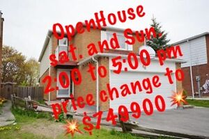 Open house Near Sheridan college house for sale