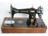 Singer Sewing Machine 15K80. Manufctured approx 1950