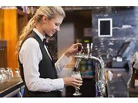 Bar /Restaurant staff WANTED