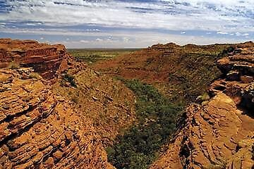 Travel from brisbane to alice springs for 50 dollars