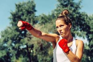 Fitness Boxing Outdoors Chiswick Canada Bay Area Preview