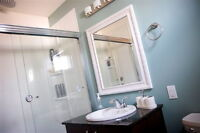 Fully Furnished Luxurious Clean Living in Beautiful St. Boniface
