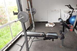 Gym equipment Kilsyth South Maroondah Area Preview