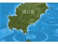 Ibiza to London Gatwick one way direct flight - 03/10/16 04:35-05:55