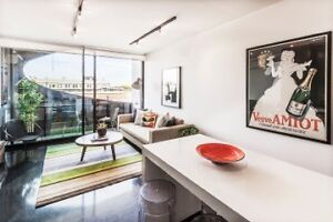 Fully Furnished Stylish Apartment St Kilda And Luna Park Views