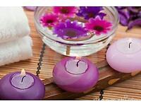 Asain Girl Full Body Relaxing Massage