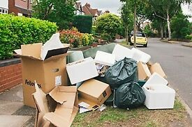 Rubbish and waste removals