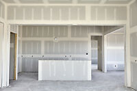 DRYWALL AND TAPING-AFFORDABLE AND GUARANTEED WORKMANSHIP