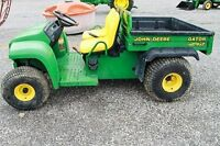 **Wanted**  Used JD Gator
