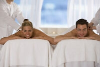 Mobile Relaxation Massage for Her and Couples