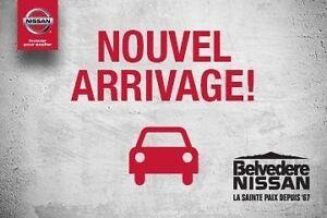 2016 Nissan Frontier SV 4X4 CREW CAB A/C CAMÉRA RECUL BLUETOOTH