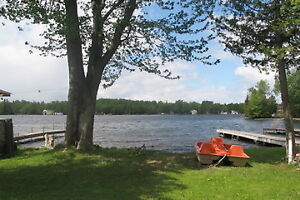 LAKE FRONT COTTAGE FOR RENT, FENELON FALLS