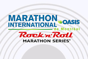 Marathon de montreal 2 dossards 5k