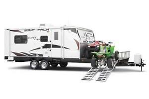 2010 wolfpack toyhauler in great condition ***REDUCED***