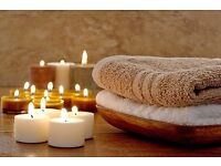 Swedish/ Deep Tissue Massage £30 hour
