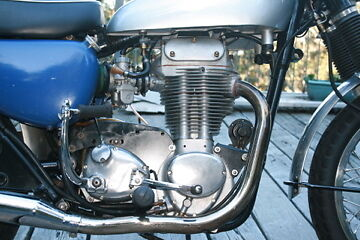 Matchless G3(80(T)CS) 600CC single Mount Nebo Brisbane North West Preview
