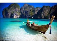 London Heathrow to Phuket with Eurowings Monday December 12