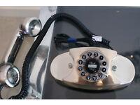 Retro desk/phone