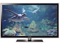 "Samsung 40"" 3D LED TV"