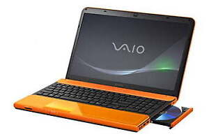 Sony VAIO Gaming Laptop 500GB.8GBRam i5  ( Neon Orange )