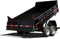 Delivery and junk removal services