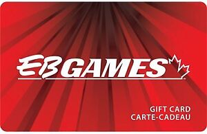 Buying all EB Games Gift cards / Store credits