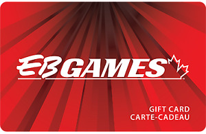 EB Games Gift Card *$72.33*