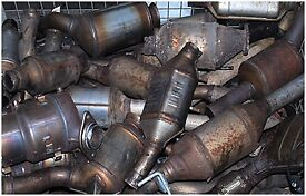 Catalytic converters scrap wanted!