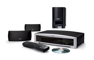 bose lifestyle 321 GSX series 3 with hdmi port