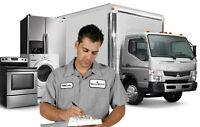 Transport et Livraison de Meubles Et Electromenagers 25$+25$