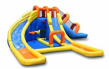 Jumping Castle/Water Slide for sale 9045 - BRAND NEW