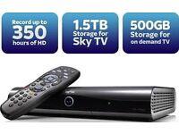 New Sky+ HD 2TB Box