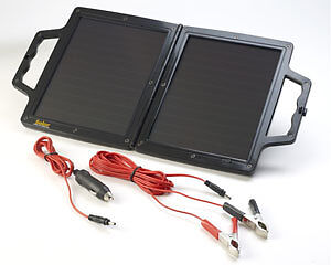 4 Watt 12v Volt Solar Panel Trickle Car Battery Charger Boat