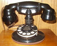 Antique Telephones-Old Telephone Parts-Old Telephone Signs-Books