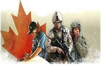 Resume Writing Service:  Dedicated to the Canadian Forces!